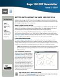 Sage 100 ERP Newsletter