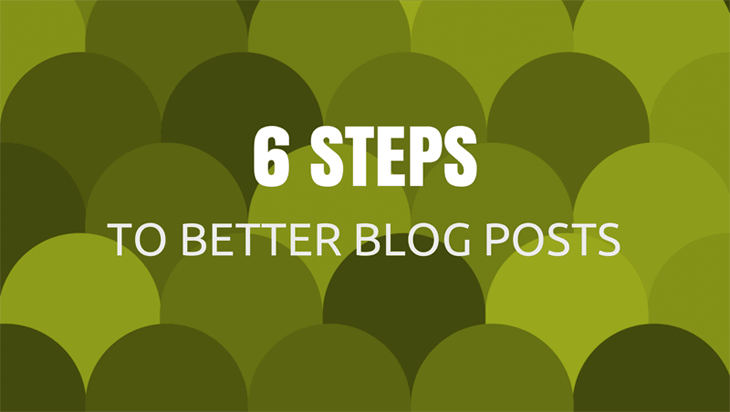 Better Blog Posts Tips