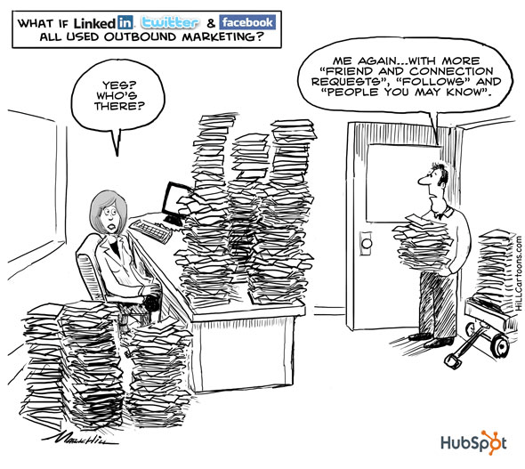 Social Media Cartoons - What If ...?