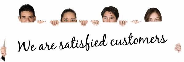 Customer Success Story Sign