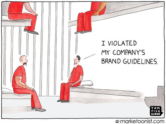 Social Media Cartoons - Branding Guidelines