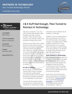 Sage Partner Marketing Success Story