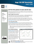 Sage 100 Newsletter