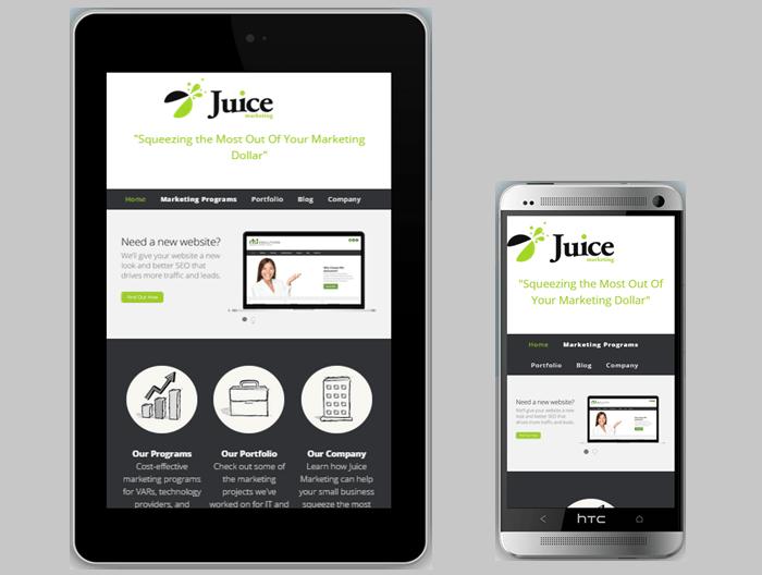 Mobile-Responsive Web Design